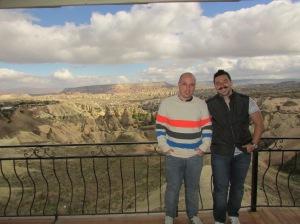 Felipe e Bruno - Capadoccia, Turquia 2014